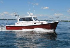 2015 Eastern Boats 31 Casco Bay