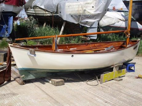 1998 Ketch Rigged Traditional Open Day Boat