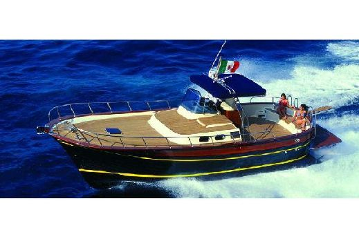 2010 Fratelli Aprea 36 Open Cruise