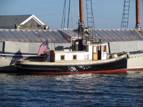 1936 Warner Bow Tug
