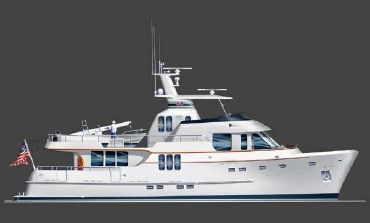 2015 Seaton Voyager Seventy