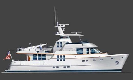 2016 Seaton Voyager Seventy
