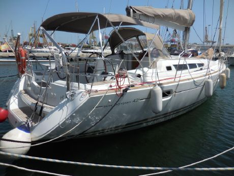 2011 Jeanneau Sun Odyssey 42i