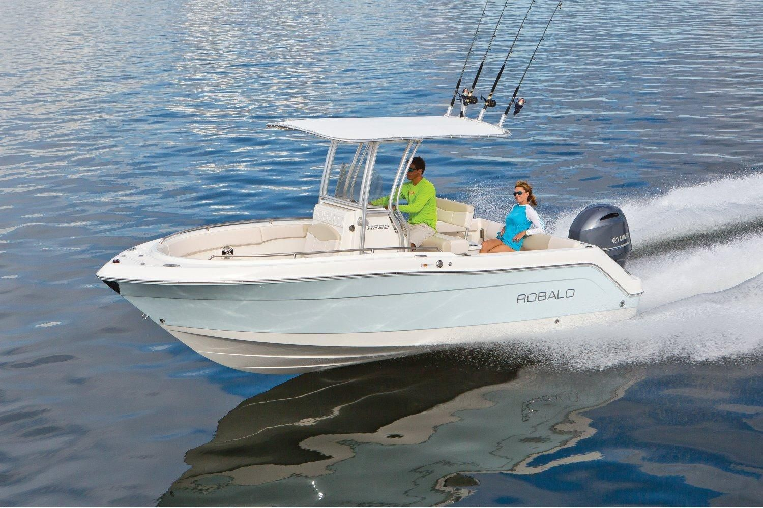 2017 robalo r222 cc 2017 power boat for sale www for Robalo fish in english