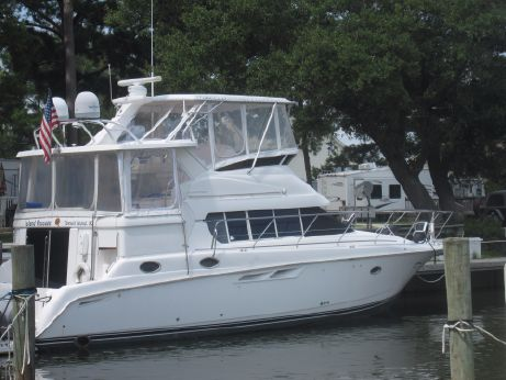 1999 Silverton 442 Cockpit Motor Yacht Diesel