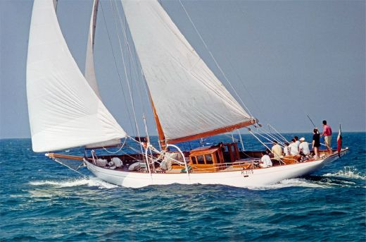 1929 J M Soper...., Philip & Son 62 ft Cutter 1929