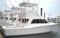 2006 Cabo Yachts 35 Flybridge Sportfisher