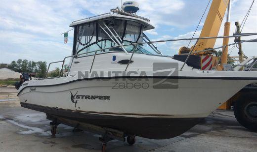 2008 Seaswirl Striper 2301 WA EFB (Diesel)
