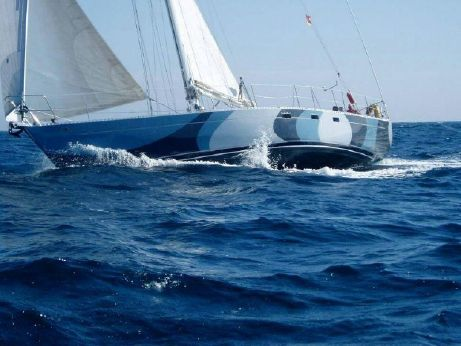 1982 Golden Wave Sloop