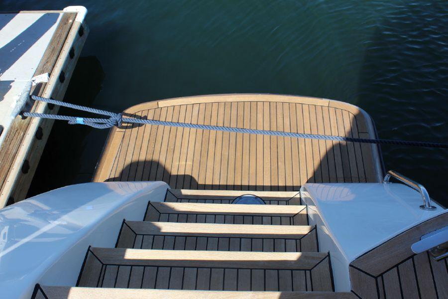 Sunreef 70 Catamaran Swim Platform