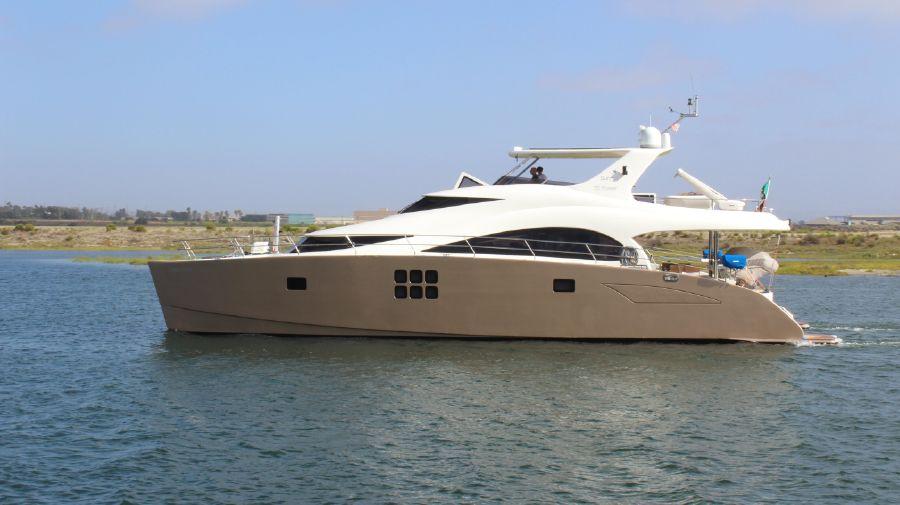 Sunreef 70 Luxury Power Catamaran for sale