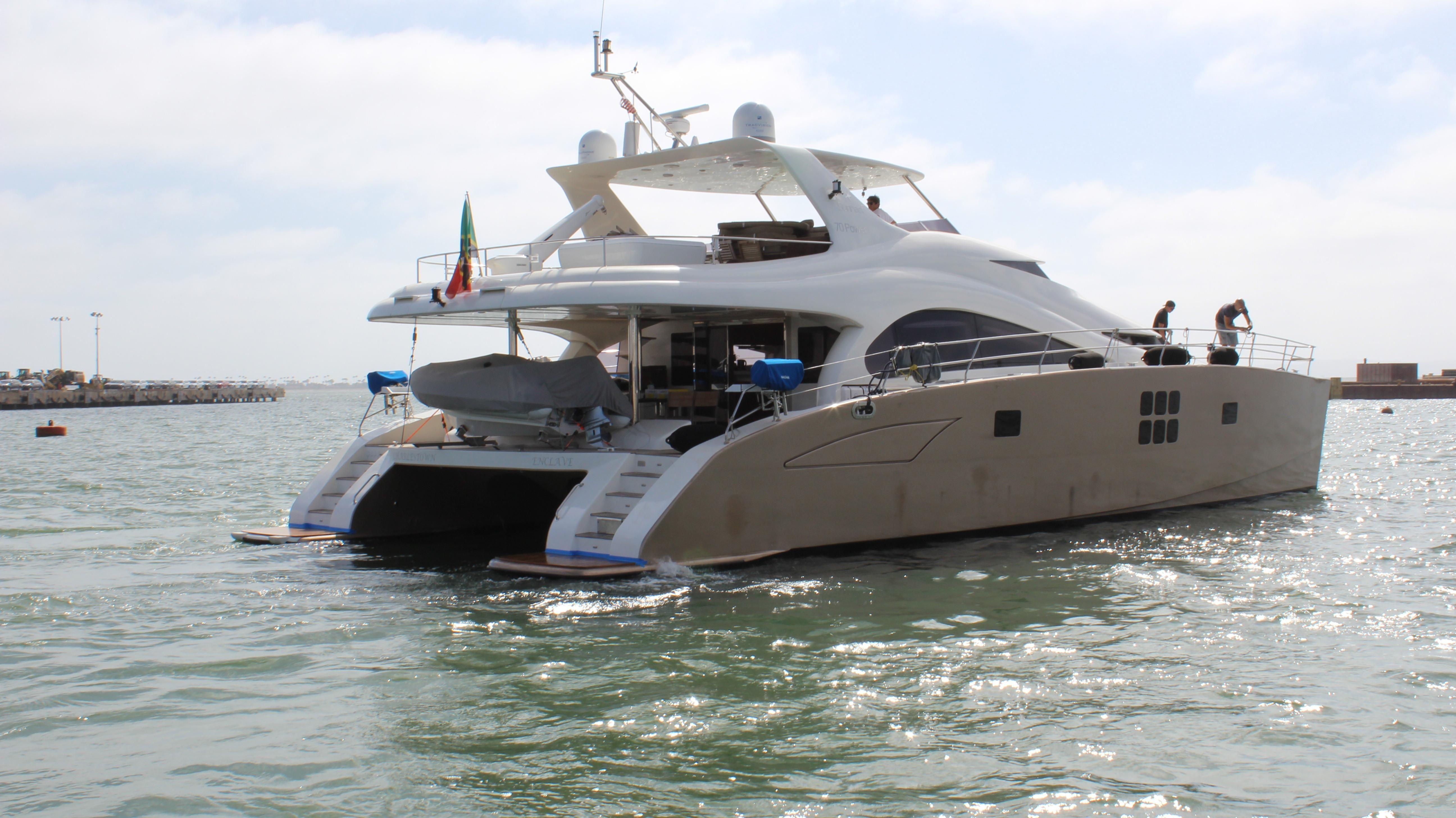 2011 Sunreef 70 Power Catamaran Power Boat For Sale - www ...  2011 Sunreef 70...