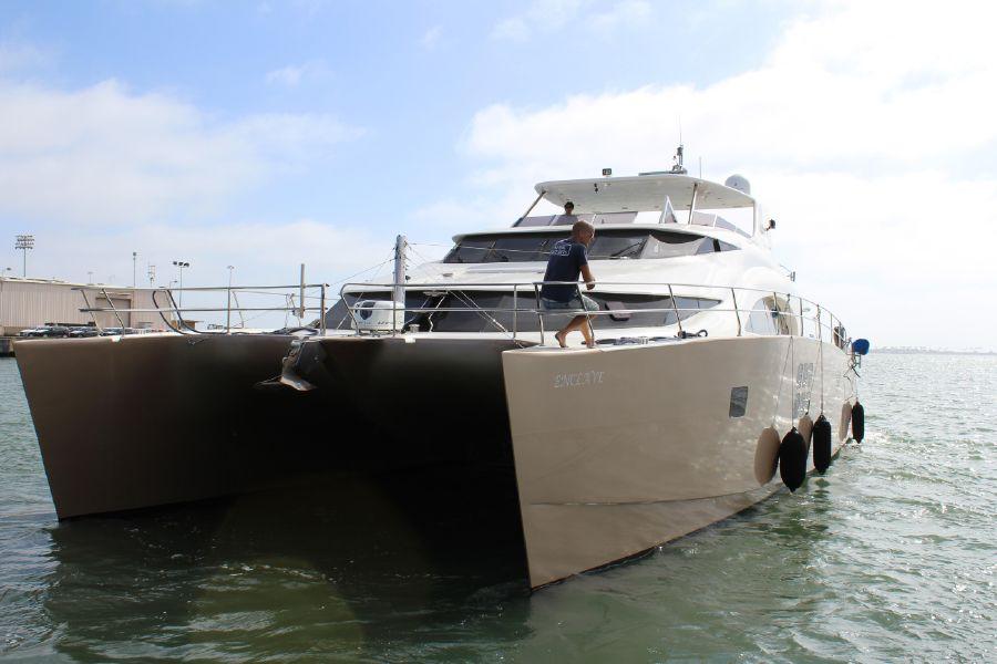 Sunreef Power 70 Luxury Power Catamaran for sale