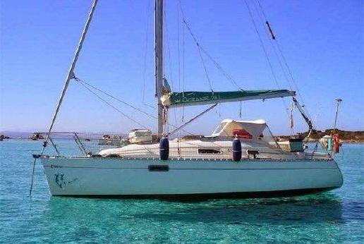 1996 Beneteau Oceanis 281