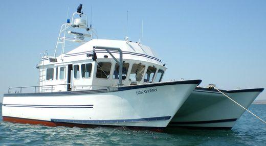 1992 Nelson 43 Catamaran