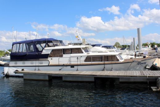 1969 One Off Motoryacht Rondspant 14.90 AK