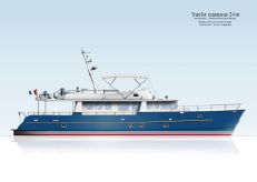 2013 Yc Custom power catamaran