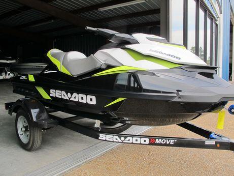 2017 Seadoo GTI 130 SE