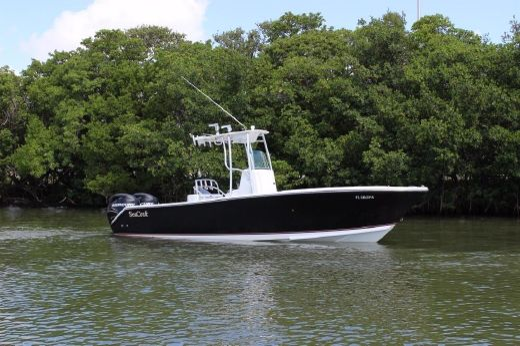 2009 Seacraft 26SC