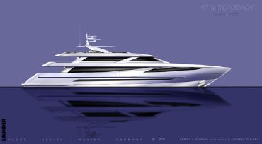 2013 Mega Yacht B 156