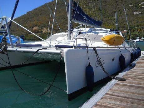 2002 Voyage Yachts Voyage 580