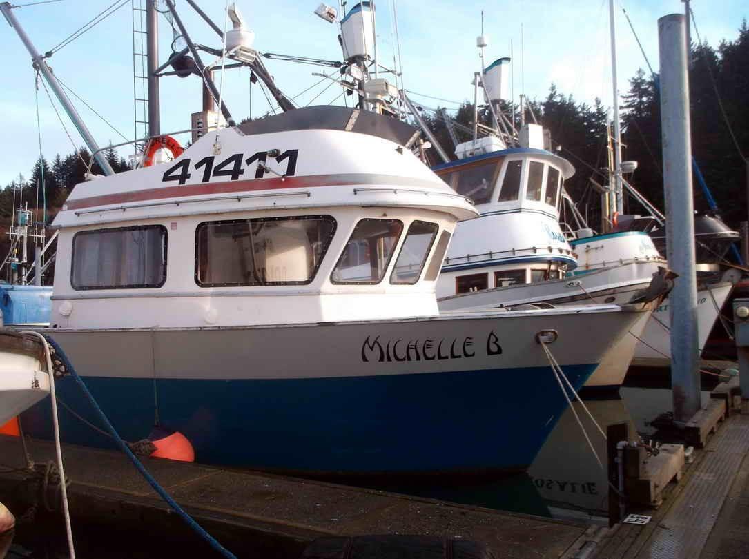 1981 commercial fishing boat longliner seiner power boat for Commercial fishing boats for sale by owner