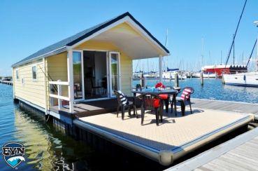 2015 Best Marine Water Chalet Lodge