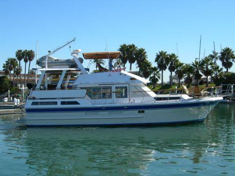 1984 Kha Shing 46 Sun Deck Motor Yacht