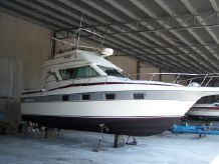 1986 Cruisers 3380 Chateau Vee