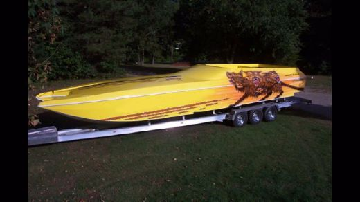 2004 Awesome Powerboats 38