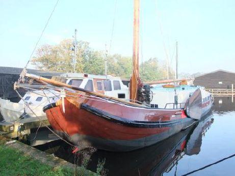 1920 Barge Skutsje