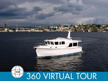 2017 Helmsman Trawlers 43 Pilothouse
