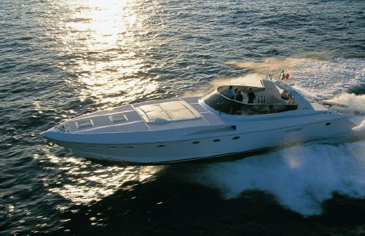 2003 Rizzardi 50 CR TOP LINE