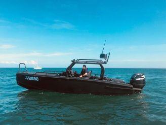 2018 Xo Boats DFNDF