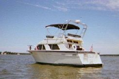 1988 Tollycraft 30 Sport Cruiser