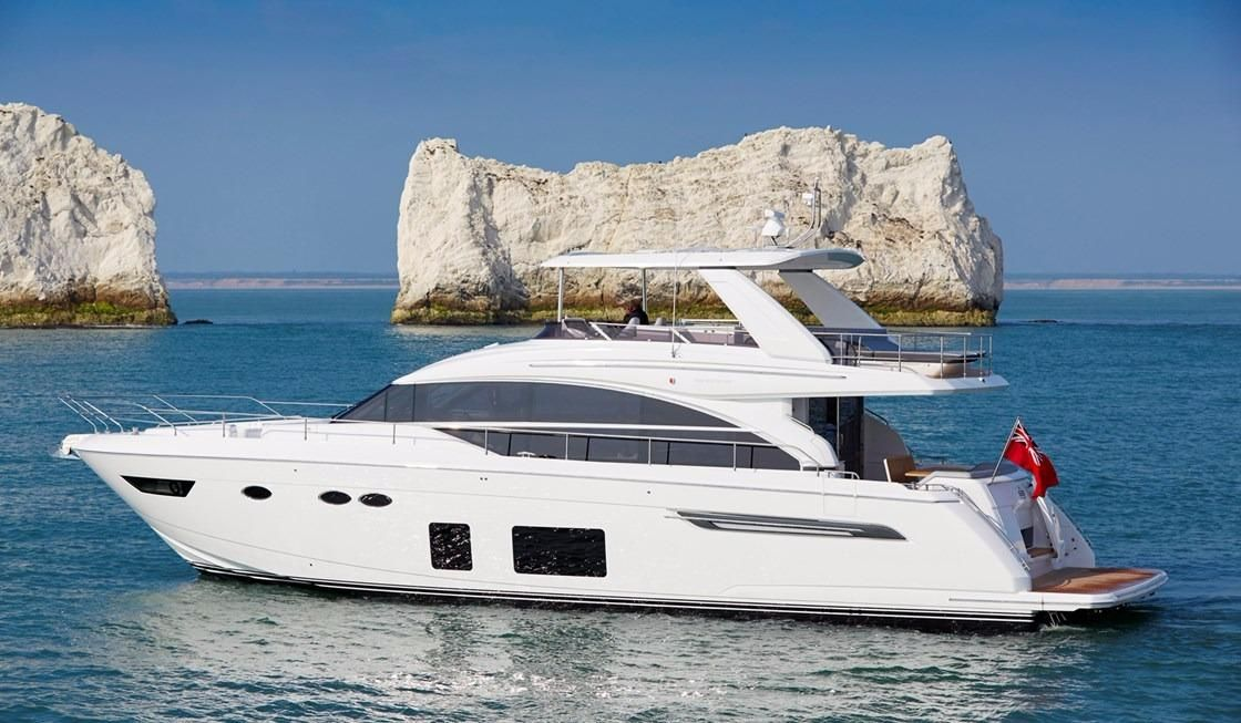 2018 princess yachts 68 motor yacht power boat for sale Princess 68 motor yacht