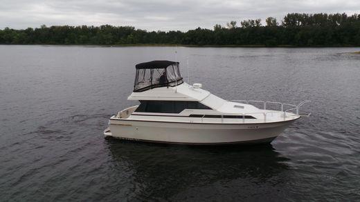 1989 Mainship 35 Convertible