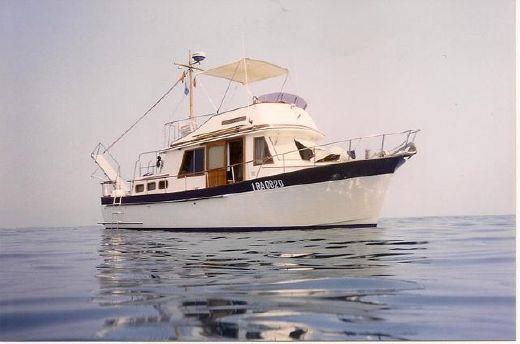 1980 Chung Hwa Hercules 105 Trawler