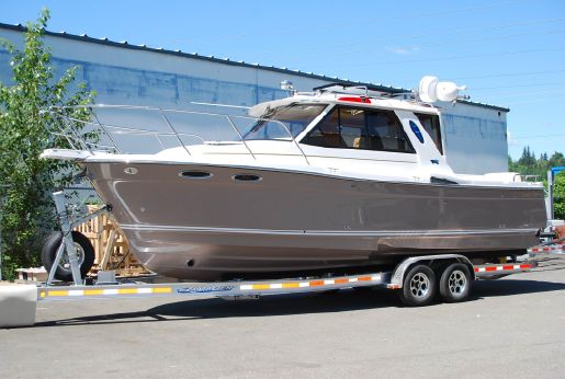 2013 Cutwater 28 With Trailer