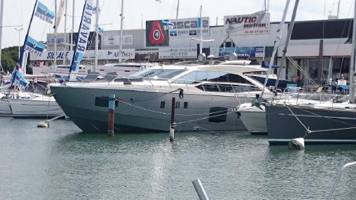 2011 Absolute Yachts 64 STY