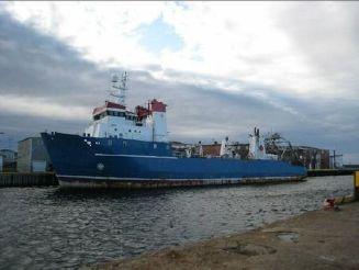 1976 Offshore Supply Vessel - PSV Platform Supply