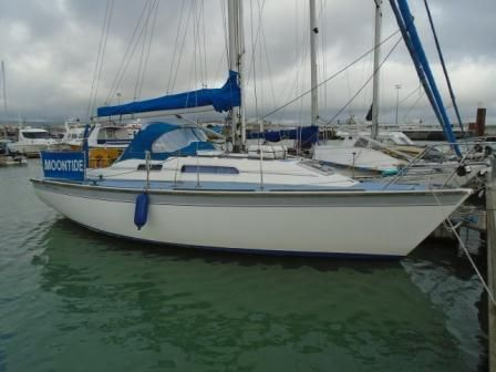 1993 Westerly Tempest 31