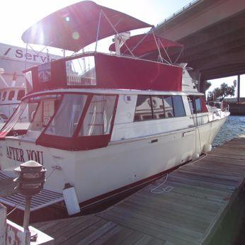 1981 Mainship 40 Trawler