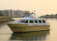 1986 Supercraft 62 Motor Yacht / Houseboat