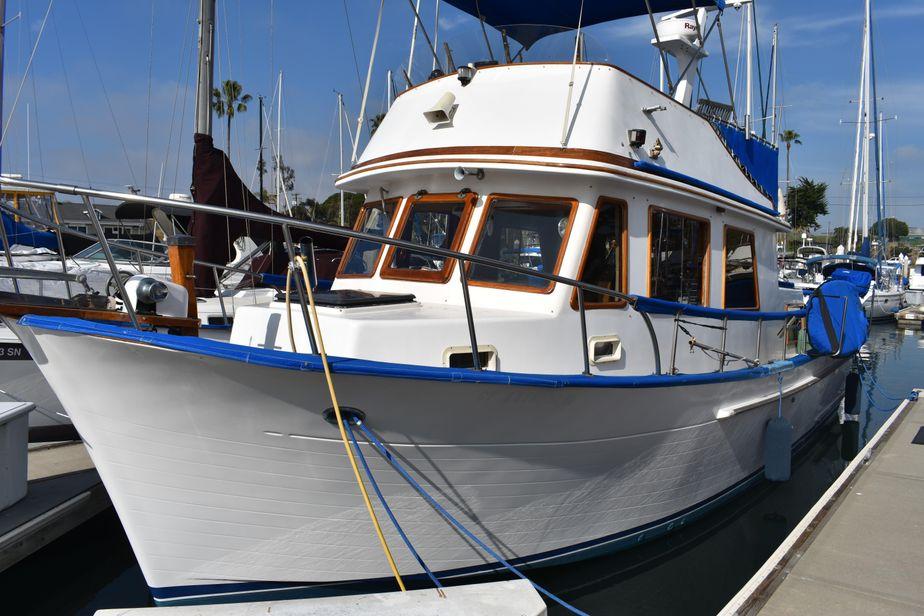 1983 chb 34 trawler