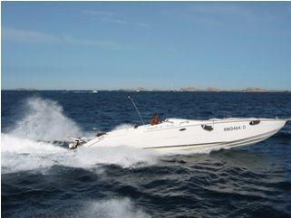 1999 Cantieri Navali Roma Barracuda