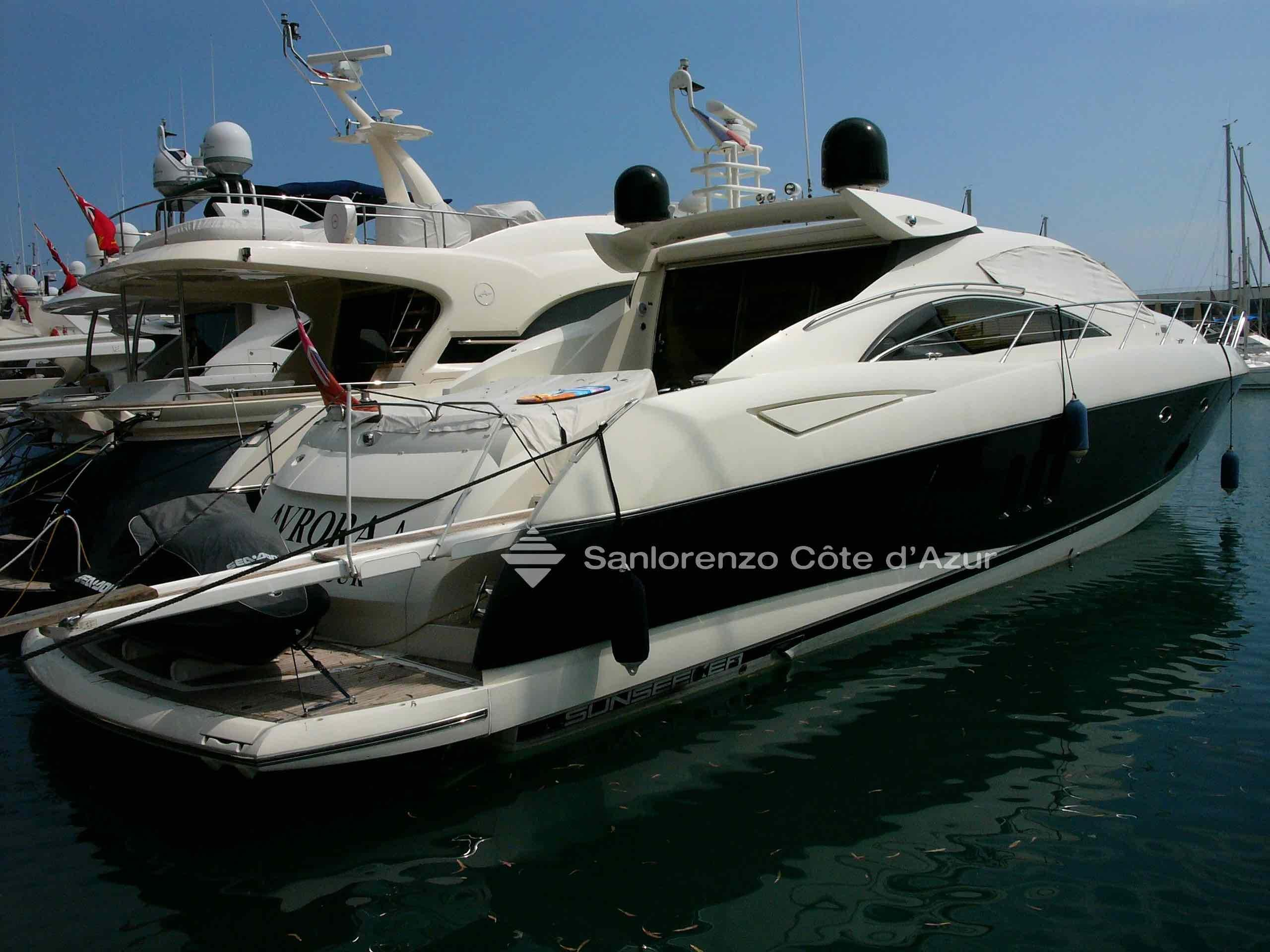 2008 Sunseeker Predator 72 Power New And Used Boats For Sale