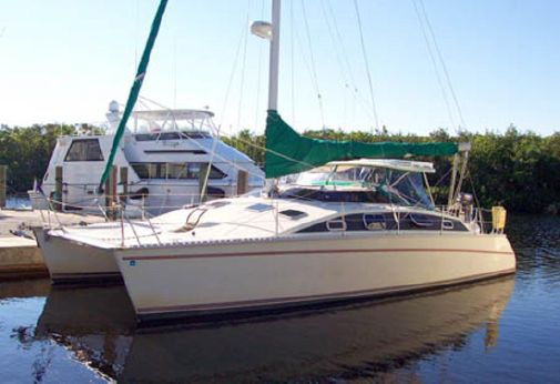 1997 Pdq Capella Cruising Catamaran