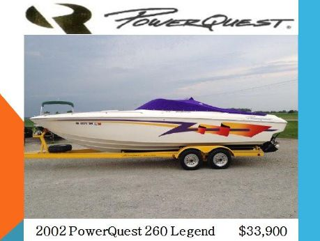 2002 Powerquest 260 Legend SX