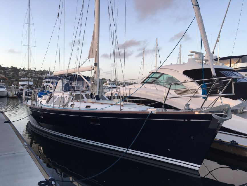 Hylas 54 Raised Saloon Sailboat for sale in San Diego